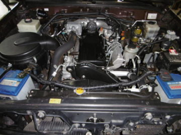 LAND CRUISER HDJ 100 VX AUTOMATICO